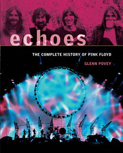 Pink Floyd Echoes - USA Edition Front Cover